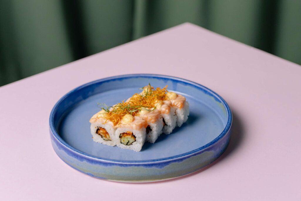 uramaki, sushi çeşitleri